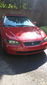 For sale Honda Accord (1999 As is) $1000  *OBO* Belleville Belleville Area image 1