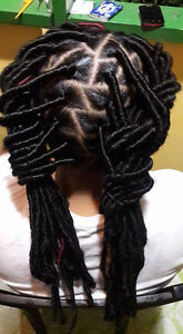Ladies,Mens,Kids Hair Braiding,Extensions,Twists,Rows,Dreads Downtown-West End Greater Vancouver Area image 5