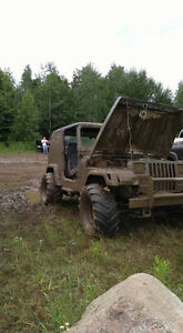 1987 Jeep Wrangler MUD JEEP ONLY Needs clutch