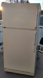 "18"" Older Model Fridge - Will trade for 15"" Fridge"