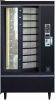 Cold Food Vending Machines, Many Available