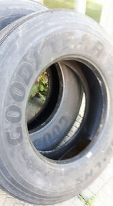 SEMI TIRES FOR SALE