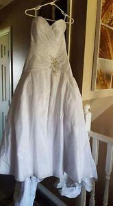 Wedding Dress &Veil