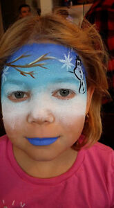 Face Painter and Prenatal Belly Artist Kitchener / Waterloo Kitchener Area image 2
