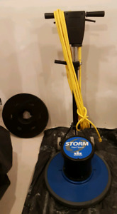 """Windsor Storm Dual Speed - 20"""" Buffing machine"""