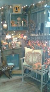 Fall decor is starting