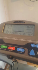 t9100 vision fitness treadmill  for sale