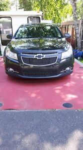 2012 Chevrolet Cruze LT turbo avec 1SB Berline