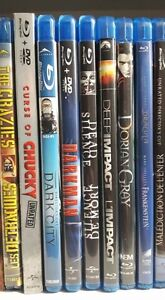 Horror/Scary Blu Rays For Sale Cambridge Kitchener Area image 2