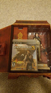 Uncharted 3 Drake's Deception Collectors Edition PS3 Playstation