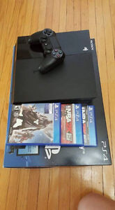 PS4 Console for Sale No Trades Cash only