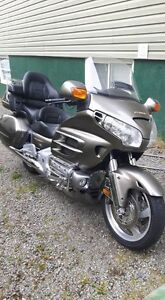 Honda Goldwing 1800A ABS