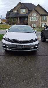 2012 Honda Civic Ex-L **want gone**