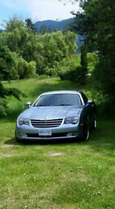 2004 Chrysler Crossfire LT Coupe (2 door)