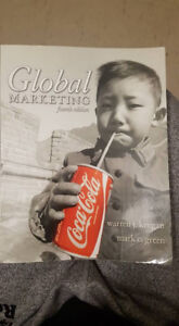 NEW condition Global Marketing book Keegan Hospitality & Tourism