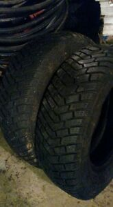 2 195/70/14 Ultra winter tires