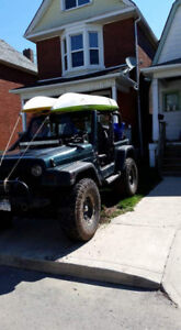 Selling my 2002 Jeep TJ sport as is