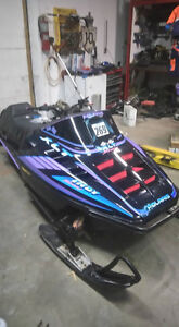 Brand New 1992 XLT Drag Race Sled *Priced to sell*