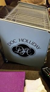 DOC HOLLIDAY CRAFT PAINT SHELF/NAIL POLISH HOLDER Peterborough Peterborough Area image 2