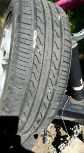 alero tires and rims for sale
