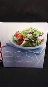 Easy Healthy Cookbook