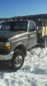 1993 Ford F-350 Coupe (2 door)