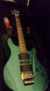 Electric Guitar/amp/case