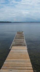 Balsam Lake Waterfront Cottage