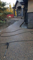 All your Concrete Needs, call for your free estimate today
