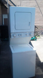 Whirlpool Stackable Washer/Dryer Apartment Size