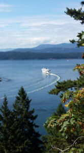 •	2 Rooms for rent in a Summer Camp Atmosphere - Galiano Island