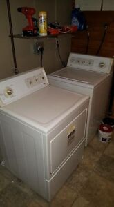 Kenmore Elite Washer and Dryer