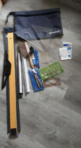 Drafting Kit with T Square