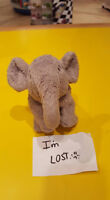 Found Elephant at Mrs Tiggywinkles - Orleans