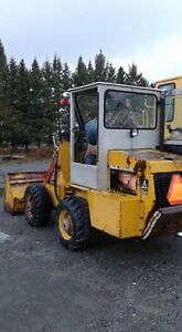 Alis Chambers 540 loader1945 hrs