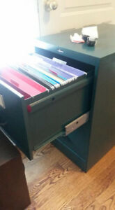 Filing cabinet - 2 drawers