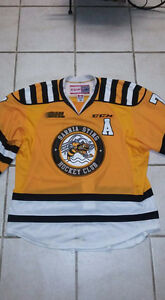 SARNIA STING GAME WORN JERSEY COLLECTION