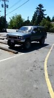 1990 Toyota hilux surf RHD Diesel