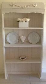 Solid pine shelves, kitchen dresser, shelviing unit