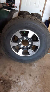 4 FORD F-350 Tires