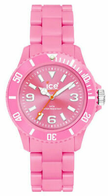 ICE-WATCH - CLASSIC SOLID PINK - PC (UNISEX) **NEW** CS.PK.U.P.10