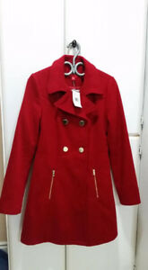 Guess Red Coat