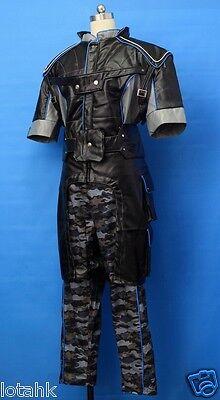 Mass Effect 3 Female Shepard Alliance Cosplay Costume custom Made <lotahk>