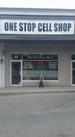 One Stop Cell Shop!Buying & Selling Cell Phones,Repairs, Unlocks