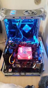 BAD APPLE Win7 Alien Black Edition 64bit Gaming PC Custom Build