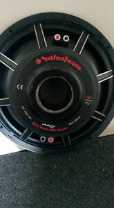 2 15inch subs for sale Kitchener / Waterloo Kitchener Area image 2