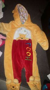 Winnie the pooh Baby snow suit