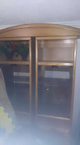 l m selling Entertainment cabinet