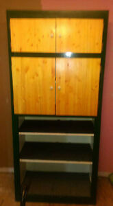 home made heavy duty pantry