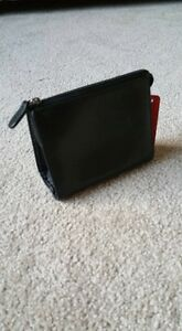 Reduced--New--COACH - Small Black Leather Purse --Yorkton,SK Regina Regina Area image 1